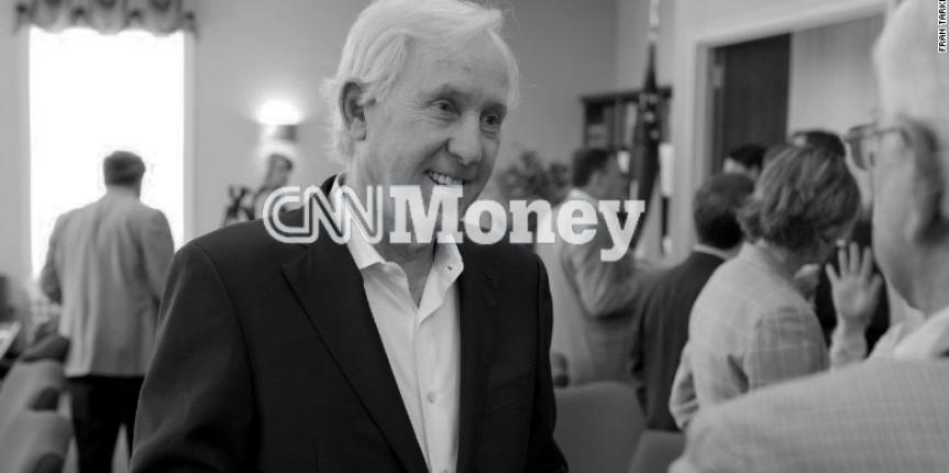 CNN Money | NFL Hall of Famer Fran Tarkenton is recruiting entrepreneurs